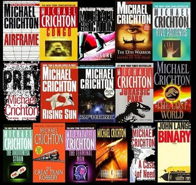crichton essay michael rising sun Temperature readings taken by terrestrial reporting stations are rising because it begins with an essay by michael crichton's state of fear.